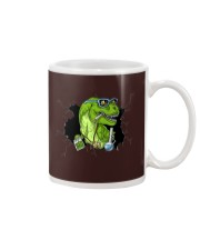 T-rex High  Mug tile