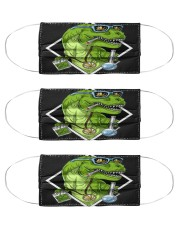 T-rex High  Cloth Face Mask - 3 Pack thumbnail