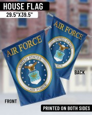 """US Armed Forces 29.5""""x39.5"""" House Flag aos-house-flag-29-5-x-39-5-ghosted-lifestyle-05"""