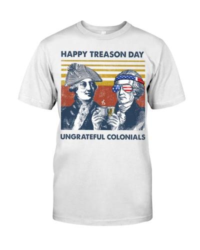 Beer Happy Treason Day Ungrateful Colonials