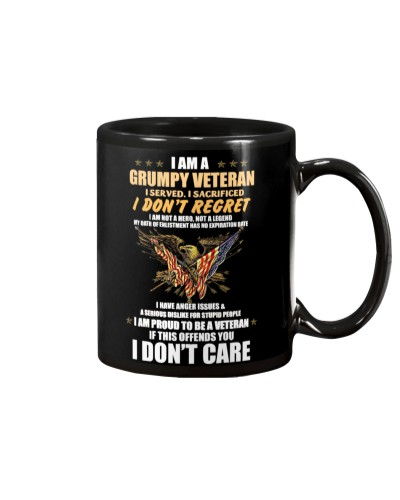 Grumpy Veteran