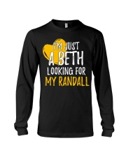 Beth Looking For Randall - Front Long Sleeve Tee thumbnail