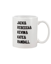 Jack and Rebecca - Front Mug tile