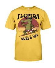 Florida - Front Classic T-Shirt thumbnail