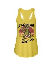 Florida - Front Ladies Flowy Tank thumbnail