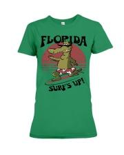 Florida - Front Premium Fit Ladies Tee front