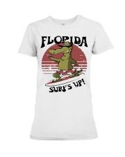 Florida - Front Premium Fit Ladies Tee tile