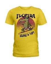 Florida - Front Ladies T-Shirt thumbnail