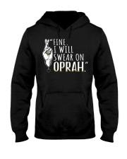 Oprah - Front Hooded Sweatshirt thumbnail