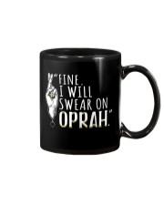 Oprah - Front Mug thumbnail