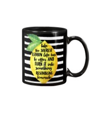 Sourest Lemon Life Has To Offer And Turn - Front Mug thumbnail