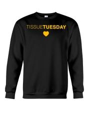 TissueTuesday - Front Crewneck Sweatshirt thumbnail