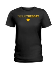 TissueTuesday - Front Ladies T-Shirt thumbnail