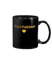 TissueTuesday - Front Mug thumbnail
