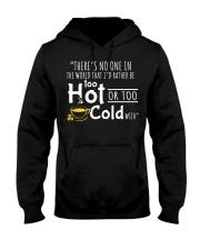 Too Hot - Front Hooded Sweatshirt thumbnail