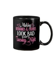Tuesday Night - Front Mug thumbnail
