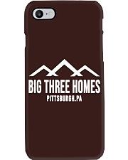 Big Three Homes - Front Phone Case thumbnail
