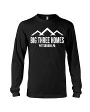 Big Three Homes - Front Long Sleeve Tee thumbnail