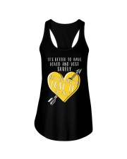 Not Lose It - Front Ladies Flowy Tank thumbnail
