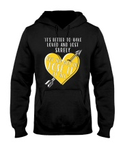 Not Lose It - Front Hooded Sweatshirt thumbnail