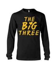 The Big Three - Front Long Sleeve Tee tile
