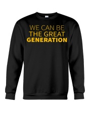 The Great Generation - Front Crewneck Sweatshirt thumbnail