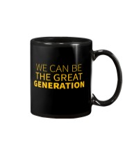 The Great Generation - Front Mug thumbnail