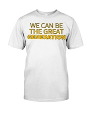 The Great Generation - Front Classic T-Shirt thumbnail