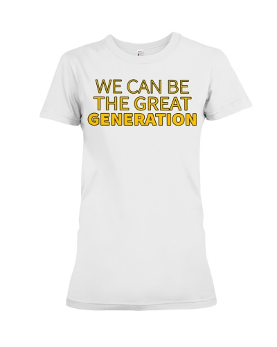 The Great Generation - Front