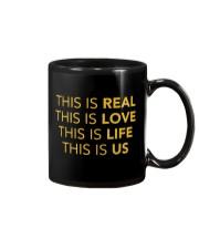 This Is Real - Front Mug thumbnail