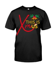 This Is XmUS - Front Classic T-Shirt thumbnail