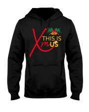 This Is XmUS - Front Hooded Sweatshirt front