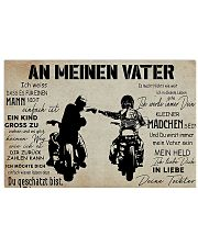 AnMeinenVaterTochter 17x11 Poster front