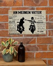 AnMeinenVaterTochter 17x11 Poster poster-landscape-17x11-lifestyle-23