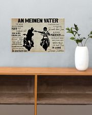 AnMeinenVaterTochter 17x11 Poster poster-landscape-17x11-lifestyle-24
