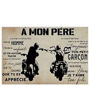 AMonPerePoster 17x11 Poster front