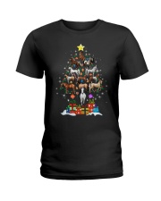 A Perfect Christmas 2018 Gift For Horse Lovers Ladies T-Shirt thumbnail