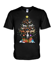 A Perfect Christmas 2018 Gift For Horse Lovers V-Neck T-Shirt thumbnail