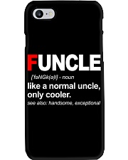 Funcle Like A Normal Uncle Phone Case thumbnail