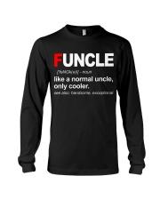 Funcle Like A Normal Uncle Long Sleeve Tee thumbnail