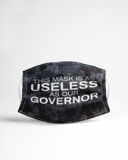 This mask is as useless as our governor face mask Cloth face mask aos-face-mask-lifestyle-22