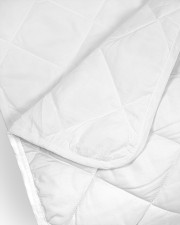 Custom name his side her side quilt bed set  Twin Quilt Bed Set aos-quilt-bed-closeup-front-01