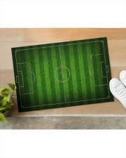 """Football Field For Football Lover Doormat Doormat 34"""" x 23"""" aos-doormat-34-x-23-lifestyle-front-11"""
