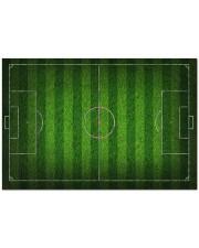 """Football Field For Football Lover Doormat Doormat 34"""" x 23"""" front"""