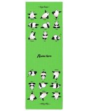 Yoga Panda Pose Yoga Mat Yoga Mat 24x70 (vertical) front