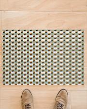 """Construction Brick 3d doormat Doormat 34"""" x 23"""" aos-doormat-34-x-23-lifestyle-front-02"""