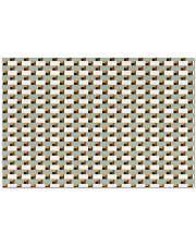 "Construction Brick 3d doormat Doormat 34"" x 23"" front"