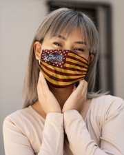 Cleveland Cavaliers NBA American flag face mask Cloth face mask aos-face-mask-lifestyle-17