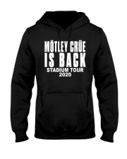 Motley Crue Is Back Stadium Tour 2020 Shirt Hooded Sweatshirt front