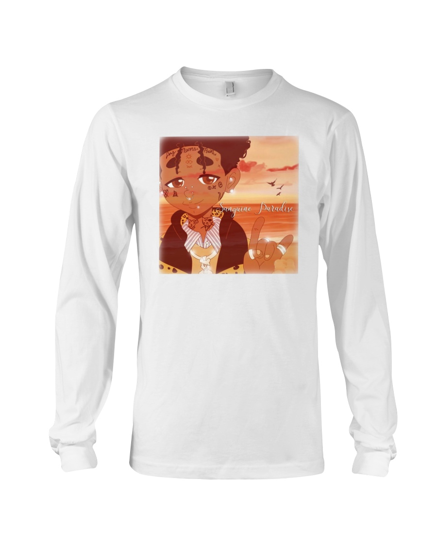 Sanguine Paradise Lil Uzi Vert T Shirts